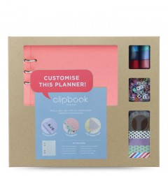 Clipbook A5 Creative Kit Rose