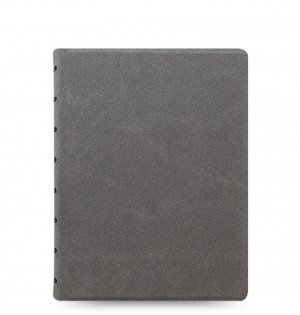 Filofax Notebook Architexture A5 Concrete