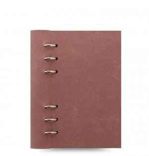 Clipbook Architexture Personal Notebook Terracotta