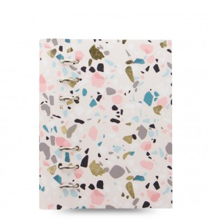 Clipbook Architexture Personal Notebook Terrazzo