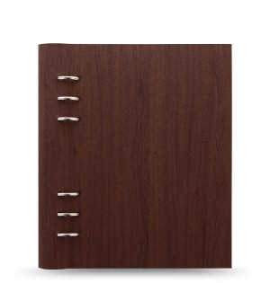 Clipbook Architexture A5 Notebook Rosewood