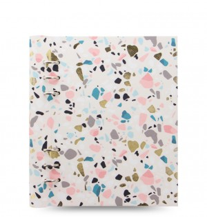 Clipbook Architexture A5 Notebook Terrazzo