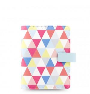 Geometric Pocket Organiser