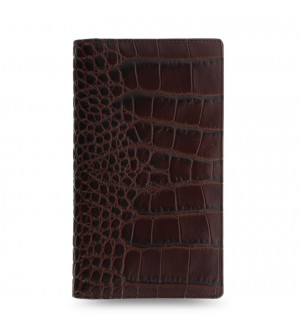 Classic Croc Travel Wallet