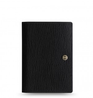 Chester Passport Holder Black