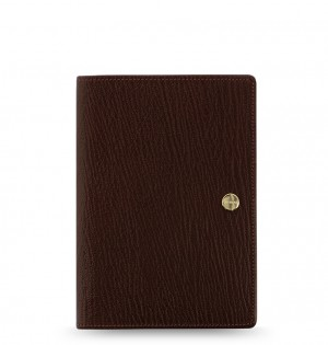 Chester Passport Holder Brown