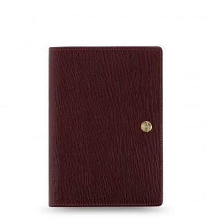 Chester Passport Holder Red