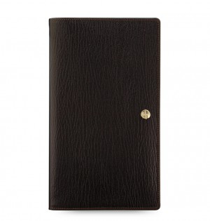 Chester Travel Wallet Brown