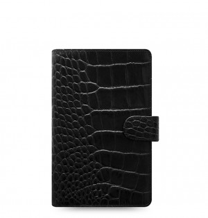 Classic Croc Personal Compact Organiser
