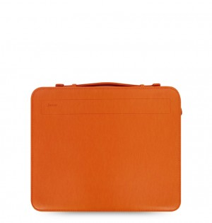 Pennybridge A4 Zipped Folio med handtag