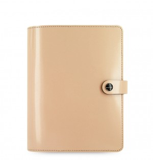 The Original Patent A5 Organiser Nude 2021