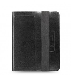 Smooth Flex Elastic iPad 2/3/4 Tablet Case Black