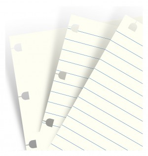 Filofax Notebook Smart Sorterad Refill Pack
