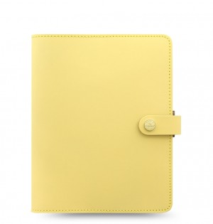 The Original A5 Organiser Lemon - Any Year